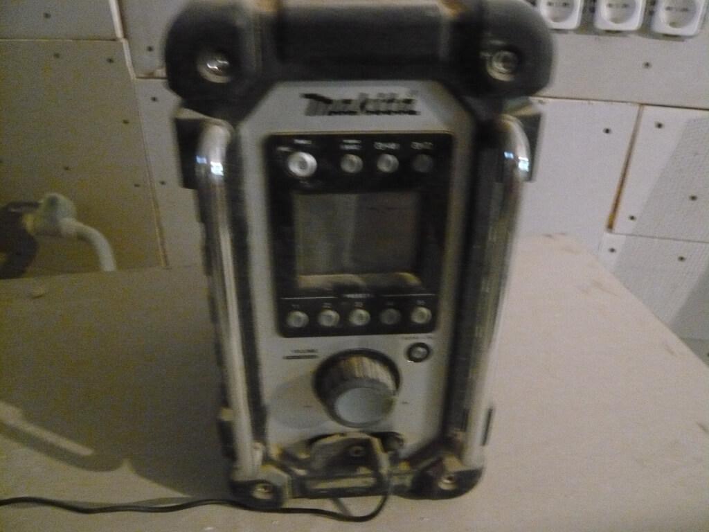 Maktia Baustellen Radio