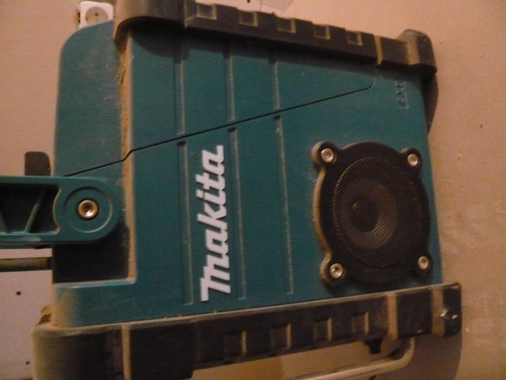 Makita Entfernungsmesser Xxl : Makita baustellen radio plattenheber