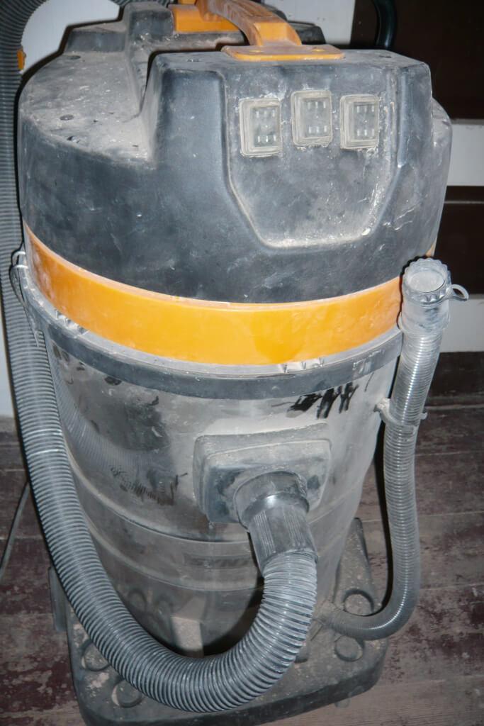 Syndrox Staubsauger für viel Schmutz