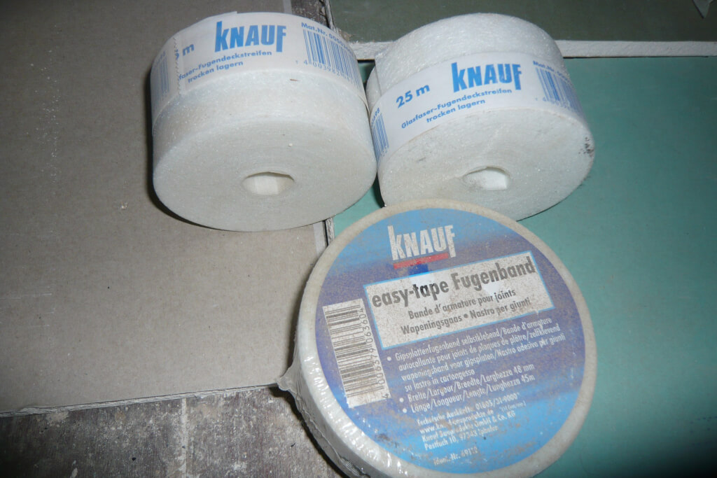 Glasfaserband Knauf