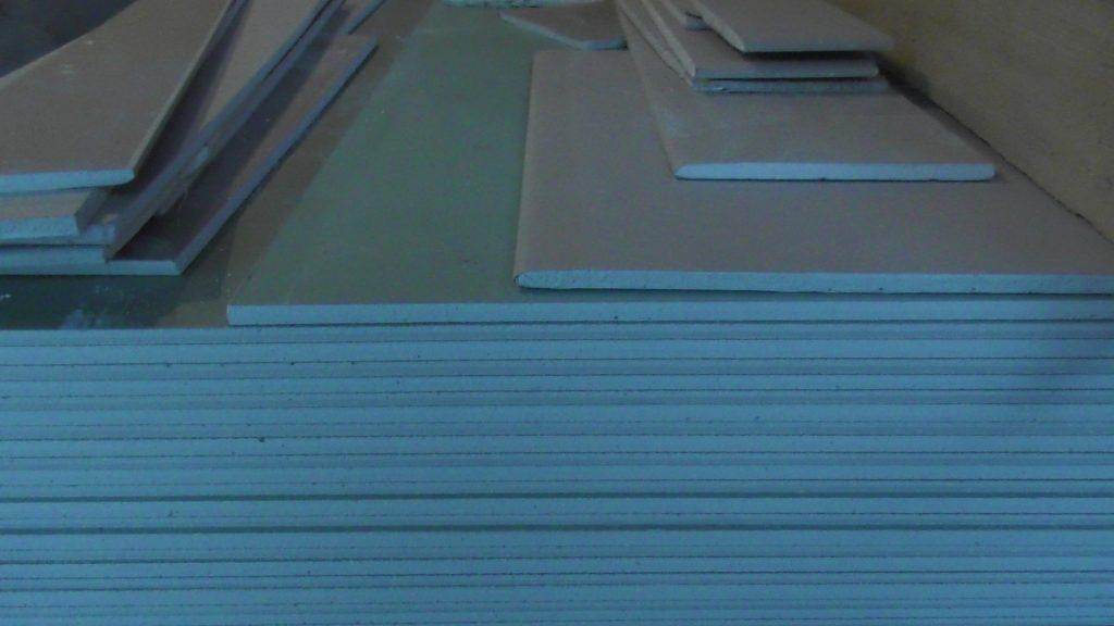 Gipskartonplatten