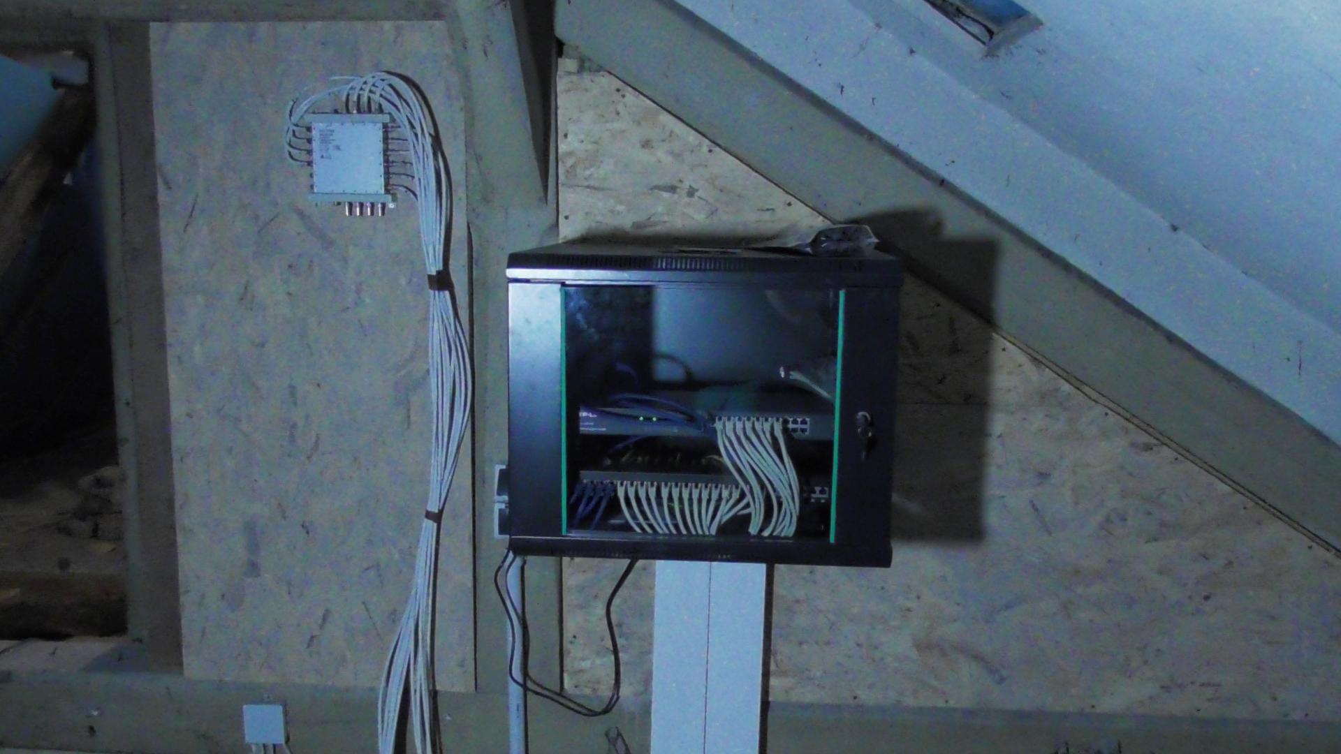 Netzwerkverkabelung im haus tipps und tricks beim netzwerk for Haus einrichten tipps