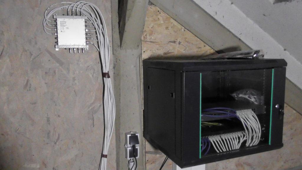 Der Richtige Ort für den Netzwerkschrank